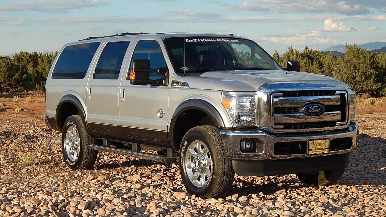 Ford Excursion. авто, рекордсмены, факты