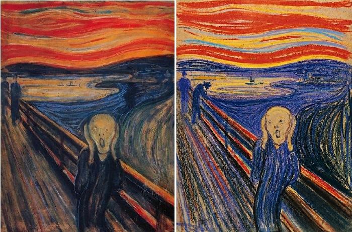 Страхи и страсти Эдварда Мунка - одного из самых дорогих художников в мире