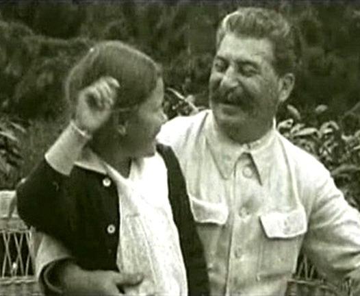 «Маленький воробушек» Сталина