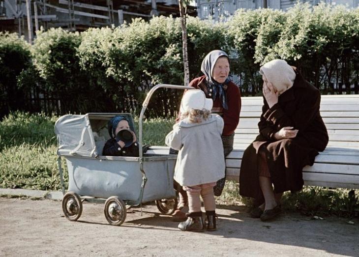 Трудовые будни: фото повседневной жизни советских людей