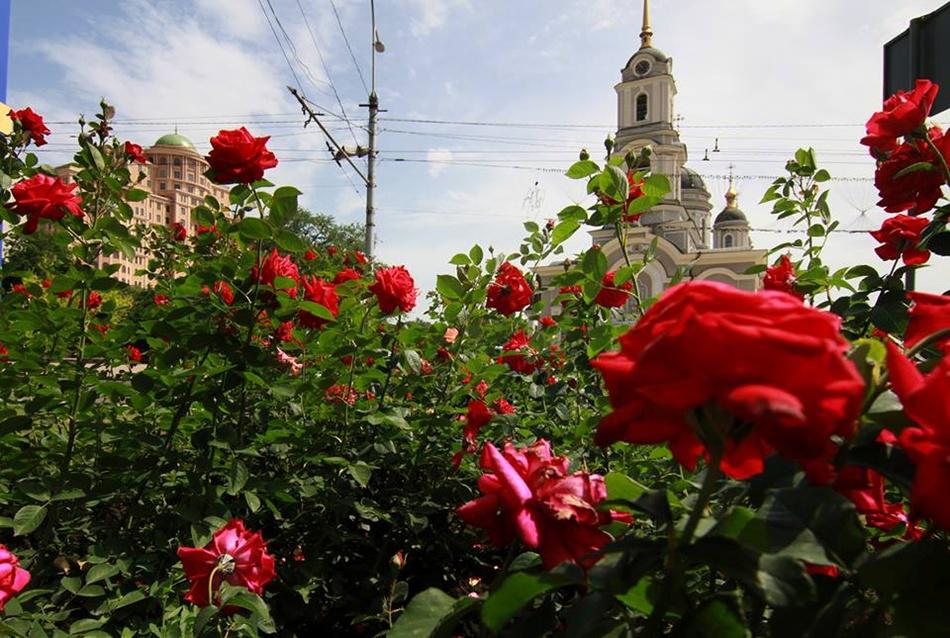 Донецк – в преддверии Троицы