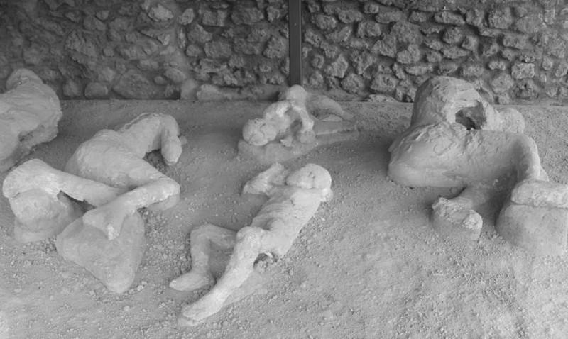 12. Помпеи город, интересное, история, люди, мир, разрушение, событие, фото
