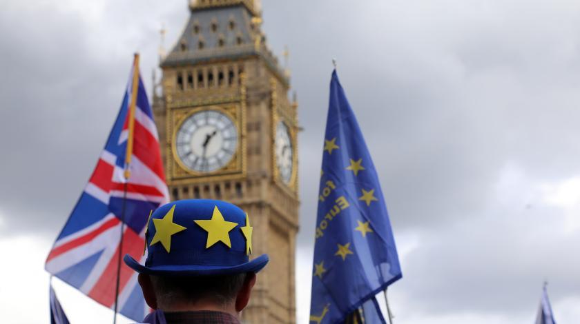 Лондон пытается рассорить ЕС с Россией накануне Brexit