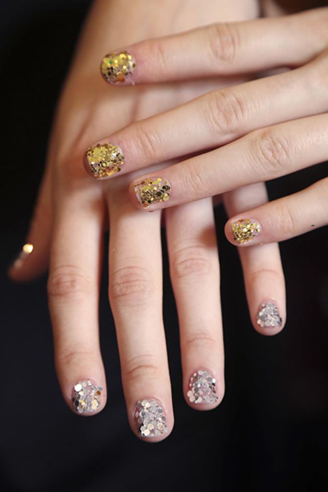 5 трендов в дизайне ногтей: идеи с показов весна-лето 2018 фото [4]