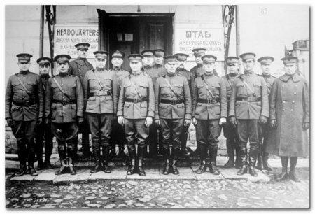 15 августа 1918 года США захватили Владивосток
