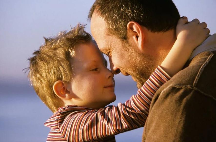 """Мальчик спросил своего отца : """"Как же вы жили раньше?"""""""