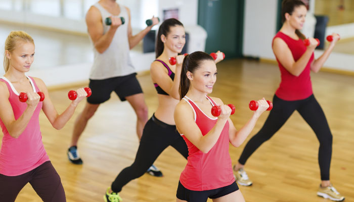 Extreme exercise 'not best way to lose weight'