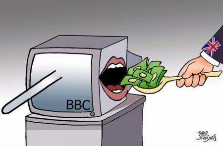 BBC снова попалось на необъективности