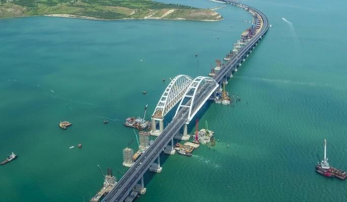 Атака Крымского моста вышла …