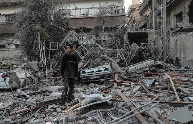 Хан-Шейхун 2.0: постпред ИГИЛ* Никки Хейли грозит ударить по Восточной Гуте