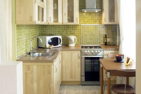 Советы по ремонту кухни, видео