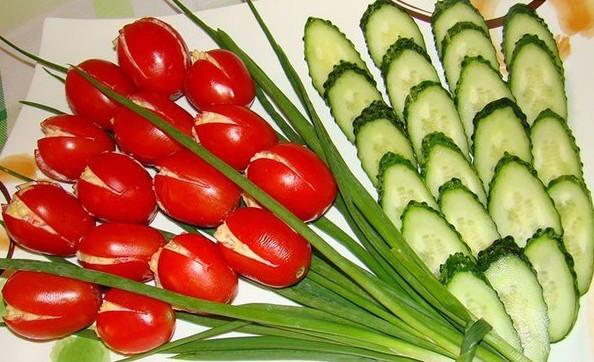 Какие блюда можно приготовить из овощей