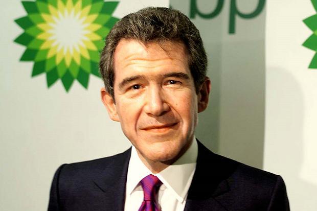 british petroleum plc and john browne