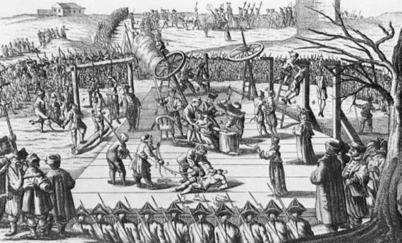 30 октября 1653 г. 359 лет назад В России вышел указ об отмене смертной казни для воров и разбойников