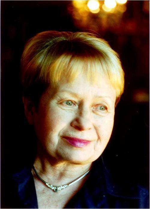 Пахмутова Александра Николаевна композитор, народная артистка СССР