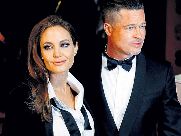 Джоли наплевала на желание Питта