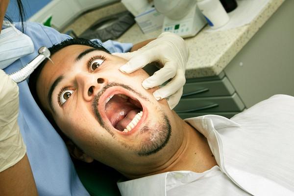 Месть за зубную боль :)