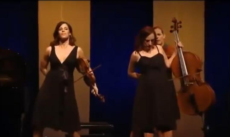Музыканты шутят ( видео )