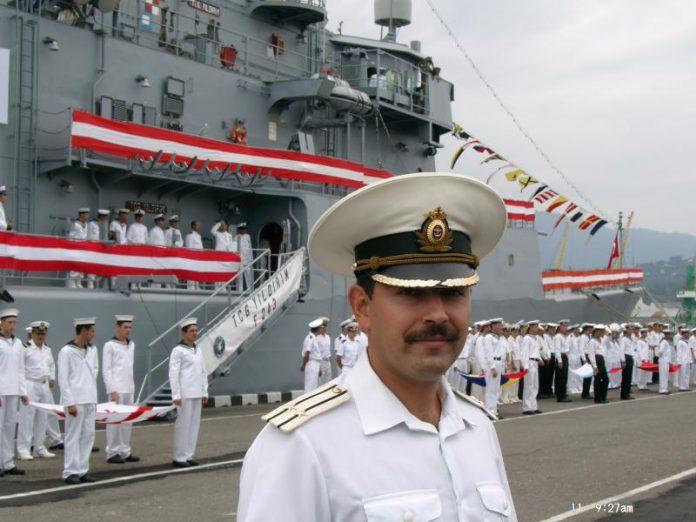 Командир флота повеселил на …