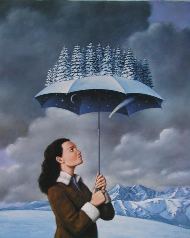 сюрреализм Рафала Ольбиньского 18
