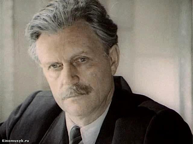 Ерёменко Николай Николаевич (старший) актёр, народный артист СССР