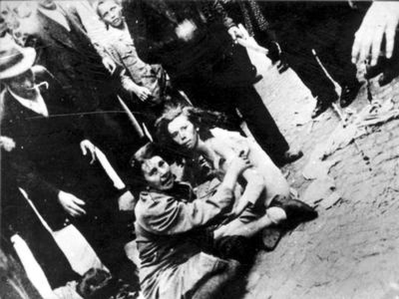 Хроники «Львовской резни». Как убивали во славу Украины