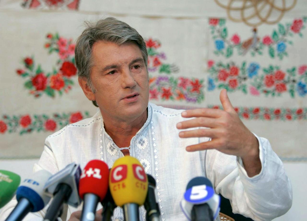 Ющенко: Будет ли третий Майдан? Я слышу запах горящих шин