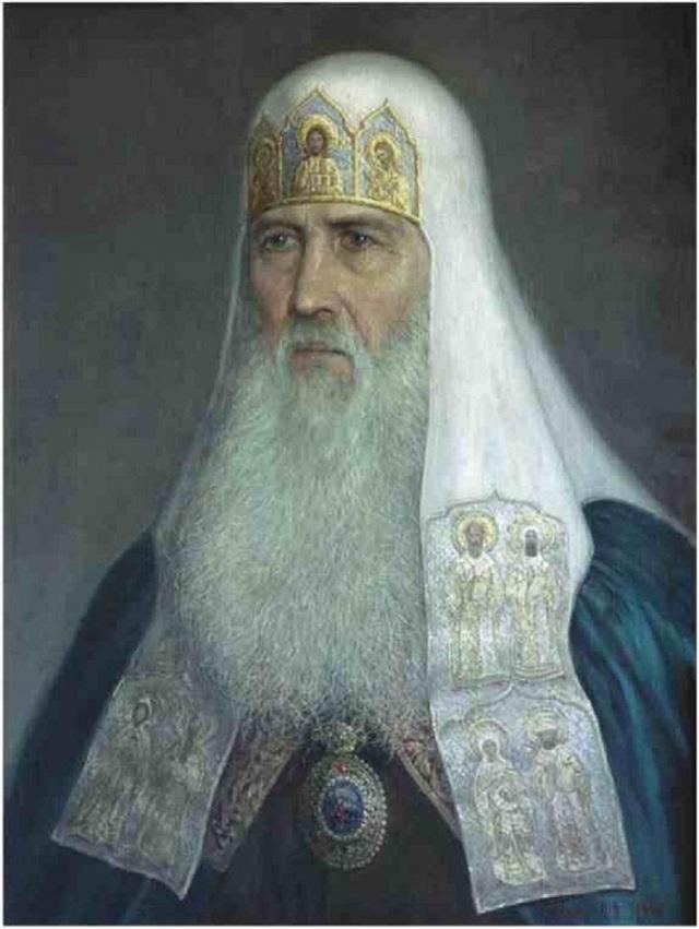 Клятва 1613 г. Патриарх Никон