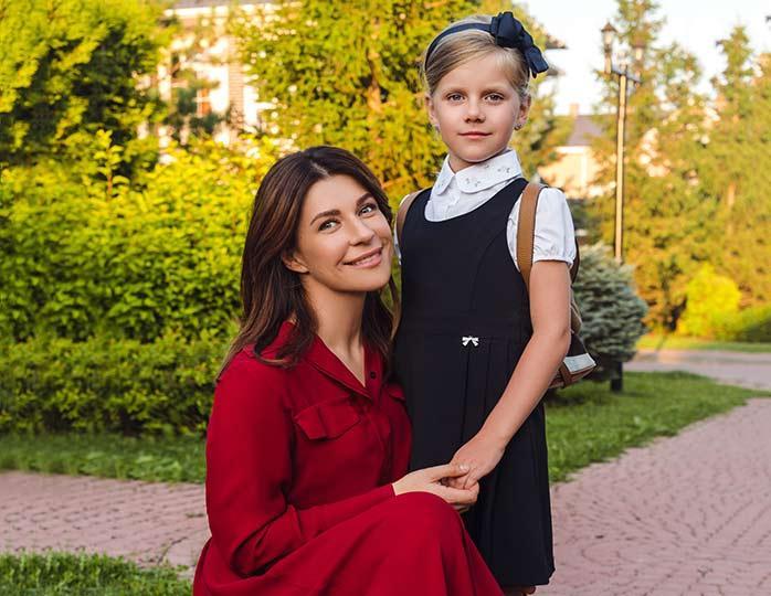 Екатерина Волкова: «Дочь счи…