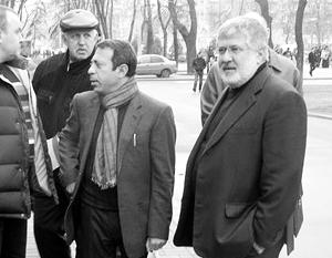 Европа не исключает «путча олигархов» на Украине