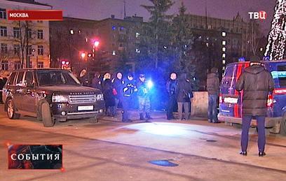 Очевидцы рассказали о стрельбе в кафе в центре Москвы