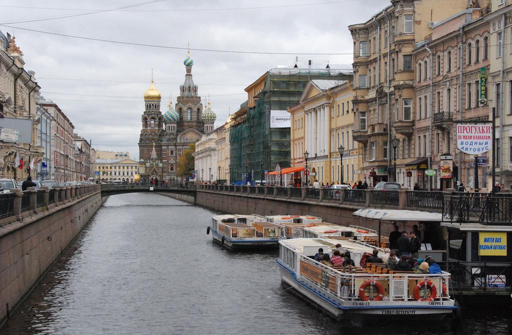 ТОП-7 самых красивых городов на каналах-3