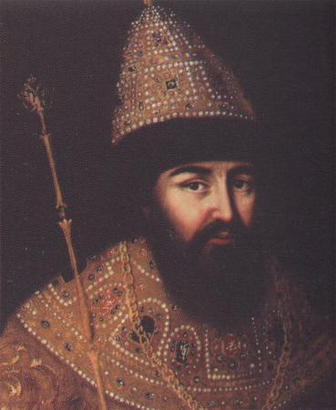 Царские регалии Алексея Михайловича.