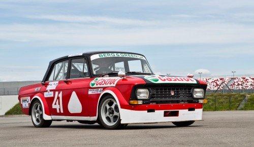 «Москвич-412» на Moscow Classic Grand Prix: вечные вещи века