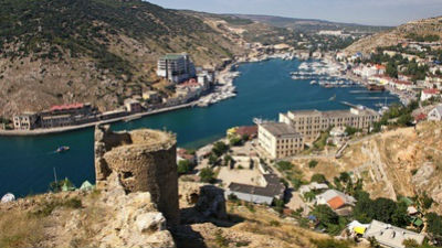 У берегов Крыма задержали ка…