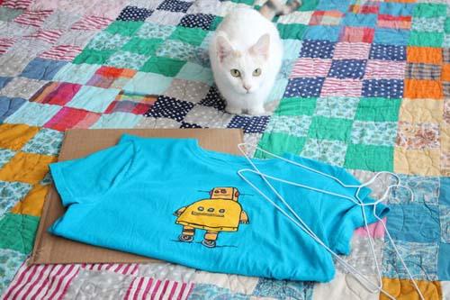 2 12 Как сделать дом для кота