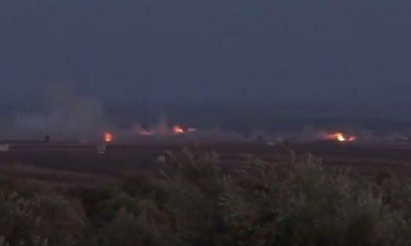 Российские «Солнцепеки» выжгли позиции ИГИЛ в Сирии