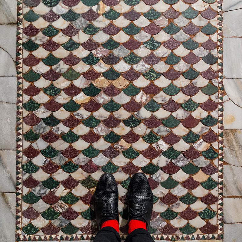 Ка' д'Оро венеция, пол, фотопроект