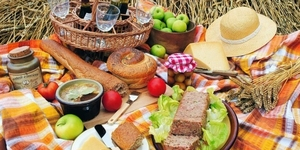 Летний пикник без лишних затрат