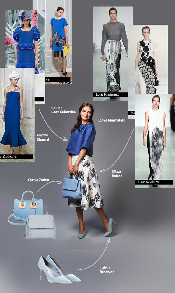 Мода для всех. Создаем базовый гардероб, моделирующий фигуру