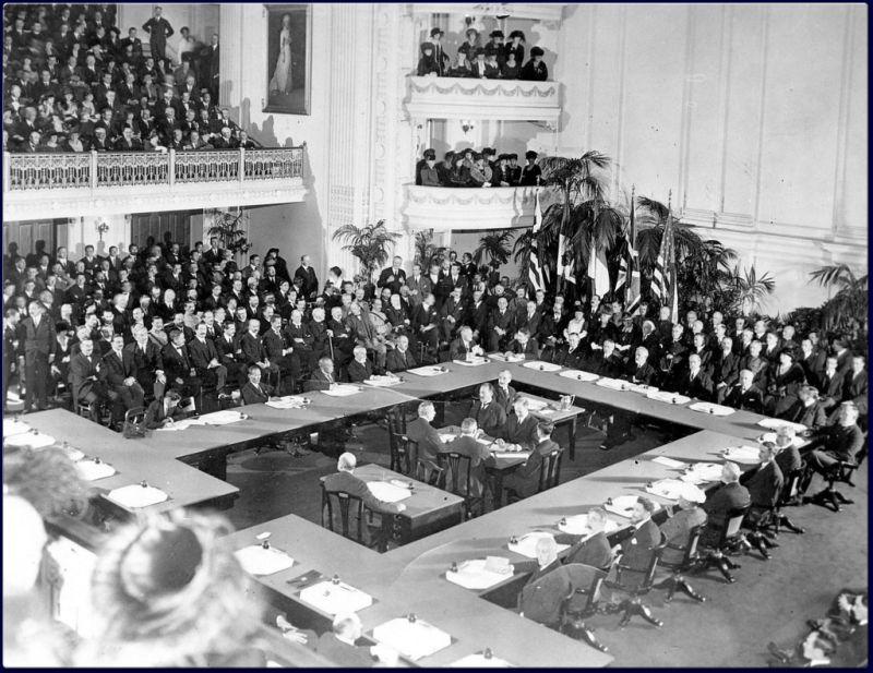Забытые итоги. О мирном договоре в Европе 1947 года