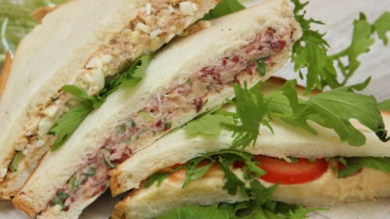 Улетные бутерброды с тремя в…