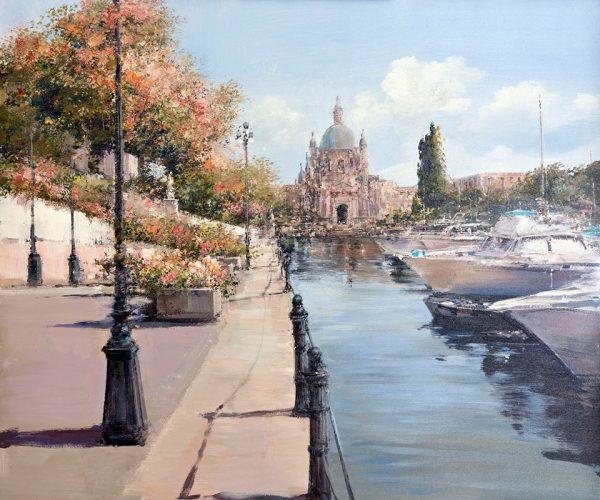 художник Lucia Sarto картины - 40