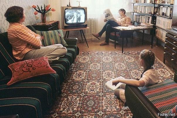 Ушедшая в ИСТОРИЮ СТРАНА: Уровень жизни средней советской городской семьи 1985 года и в наше время