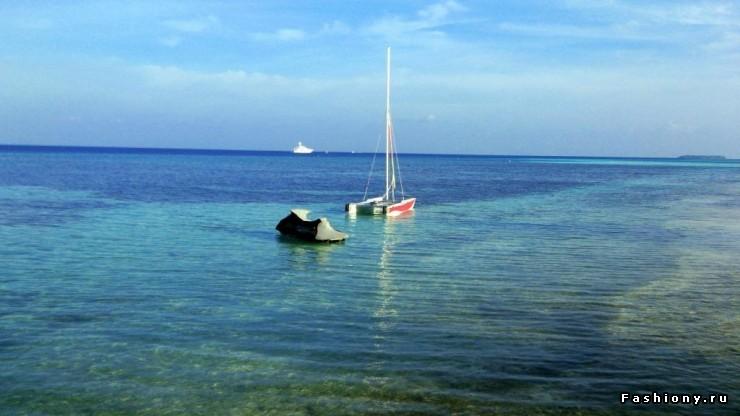 Рай за окном: мой отпуск на сказочных Мальдивах