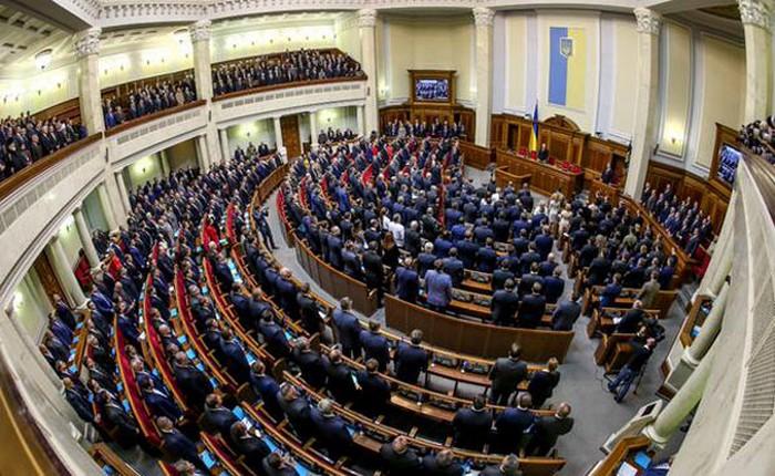 Украинская Рада одобрила лик…