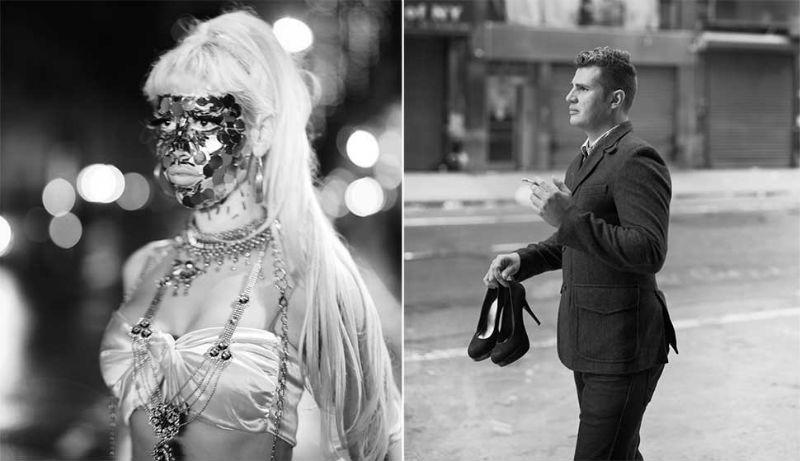 Карета — в тыкву: уличные сцены Нью-Йорка ранним воскресным утром