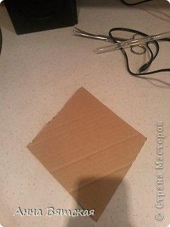 Мастер-класс Хлам-декор  предмет для нужных вещей  Материал бросовый фото 8