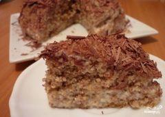 «Ореховый торт за 5 минут» - приготовления блюда - шаг 6