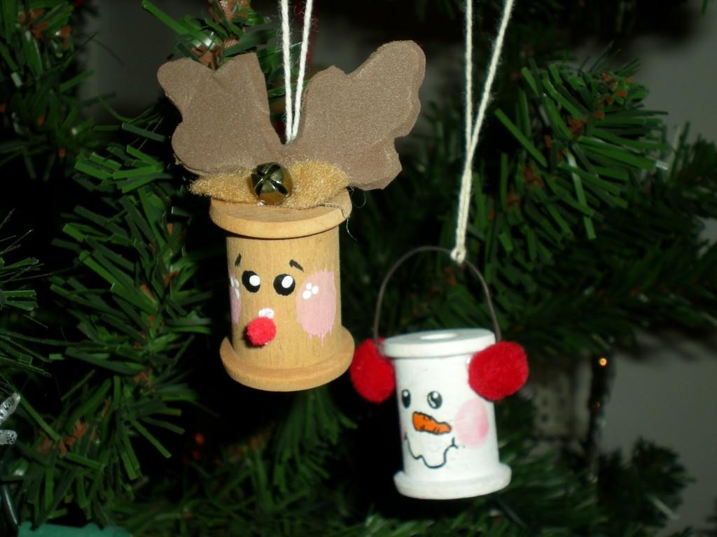 Сделать детскую новогоднюю игрушку своими руками